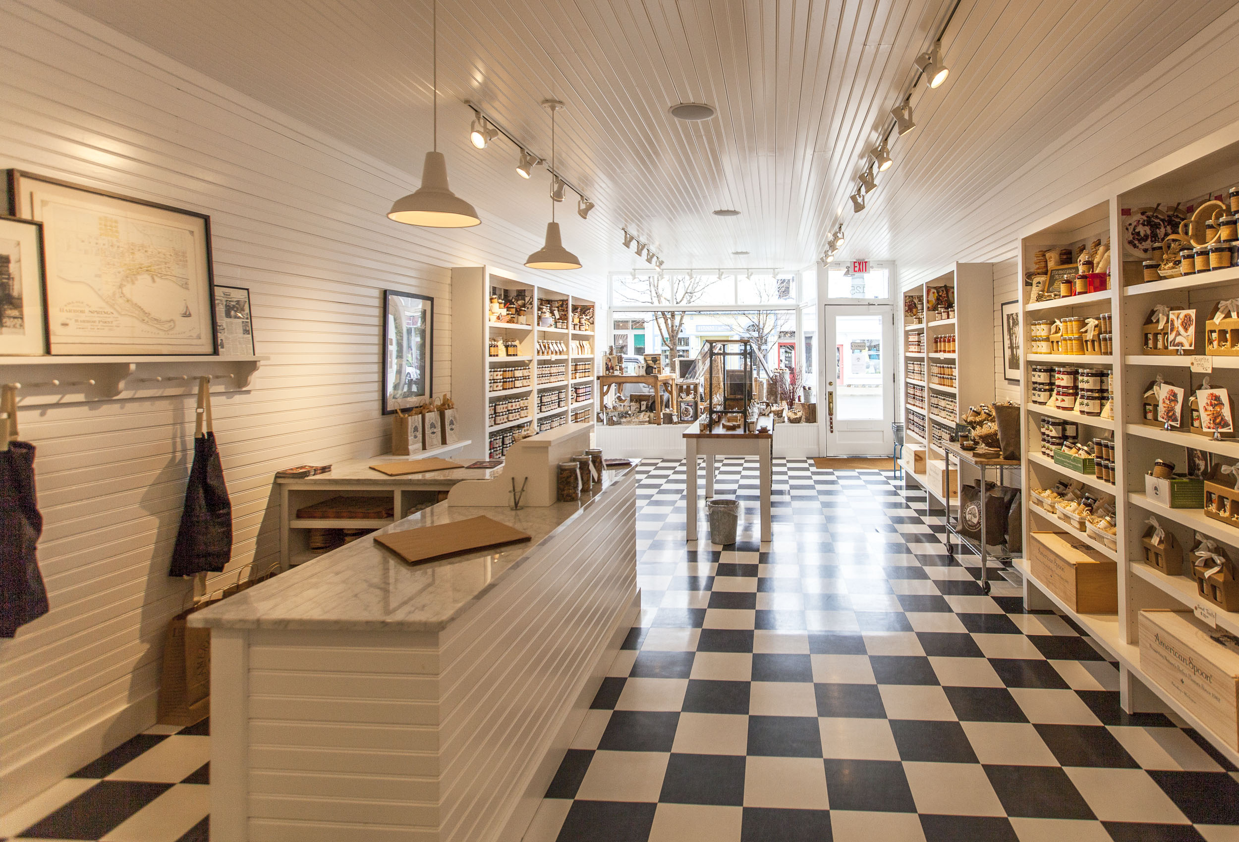 american spoon foods retail renovation